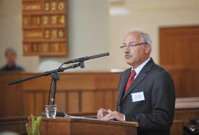 Chair: Prof. Ton Dietz