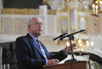 Keynote speech by Prof. Edmund Penning-Rowsell