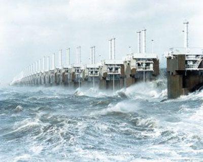 waterwering NL Source: Rijkswaterstaat