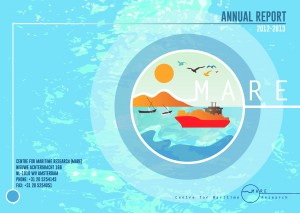 cover MARE annual report 2012-2013